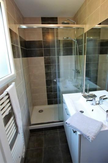 Location de vacances - Villa à Saint-Vincent-sur-Jard - SDE suite parentale