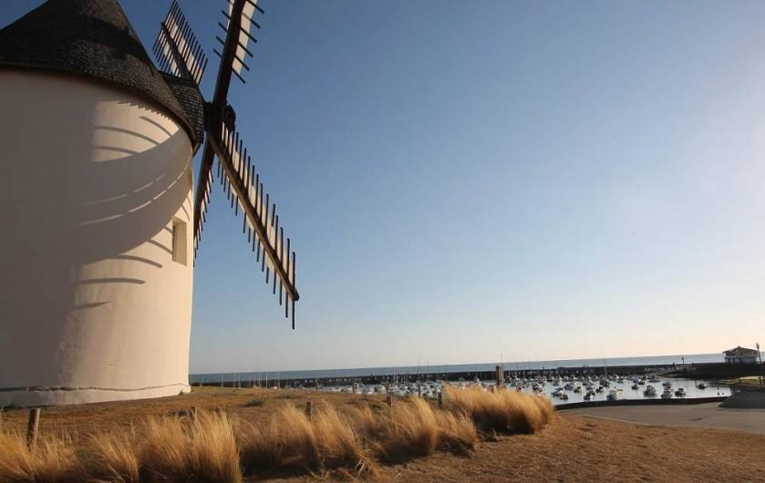 Location de vacances - Villa à Saint-Vincent-sur-Jard - Port de Jard sur mer