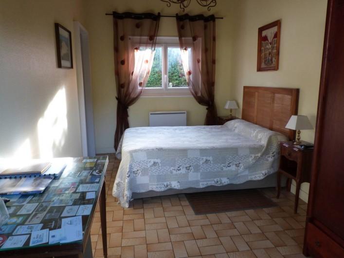 Location de vacances - Chambre d'hôtes à Gujan-Mestras - Vue de la porte d'entrée