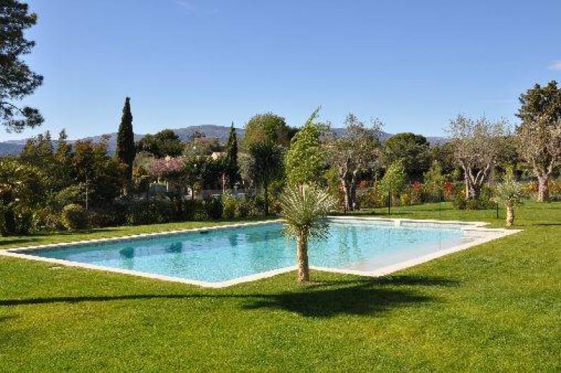 Location de vacances - Villa à Mouans-Sartoux