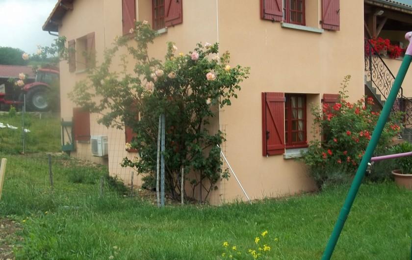 Location de vacances - Appartement à Vassel