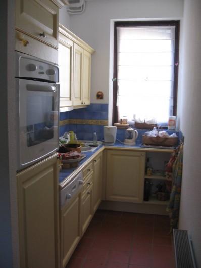 Location de vacances - Maison - Villa à Vallon-Pont-d'Arc - la cuisine