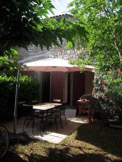 Location de vacances - Maison - Villa à Vallon-Pont-d'Arc - l'extérieur