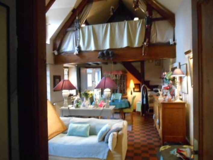 Location de vacances - Chambre d'hôtes à Les Andelys - Une vue générale du séjour