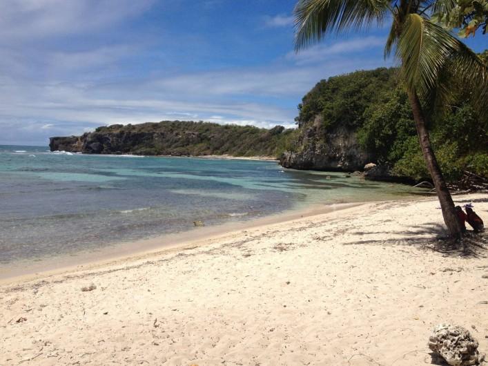 Location de vacances - Villa à Sainte-Anne - Plage Anse à Jacques à 15 mn à pieds