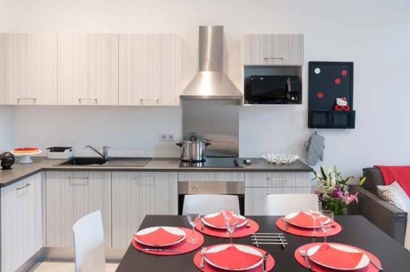 Location de vacances - Gîte à Frontignan - Gîte Lauris (5-7 personnes)