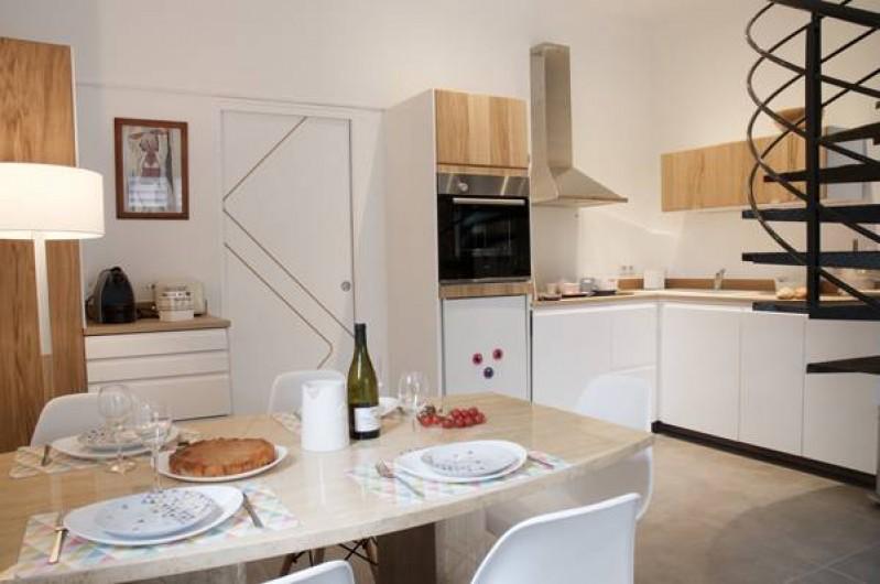 Location de vacances - Gîte à Frontignan - Gîte Lila (5 personnes)
