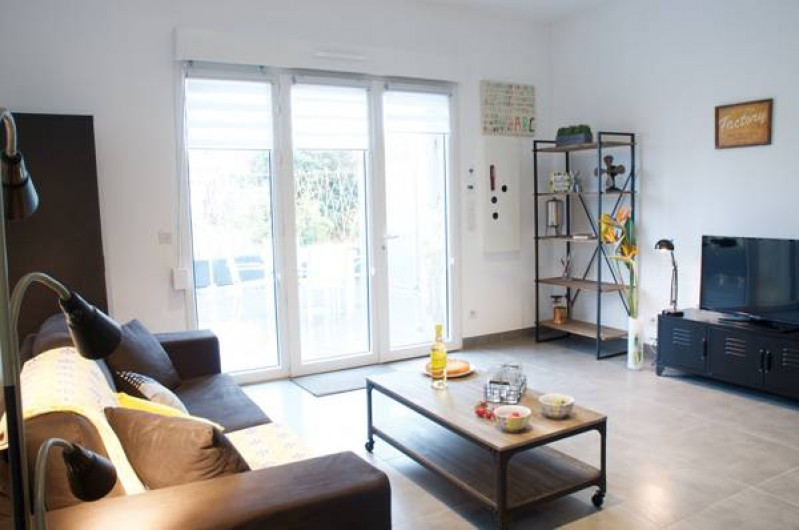 Location de vacances - Gîte à Frontignan - Gîte Léon (3 personnes)