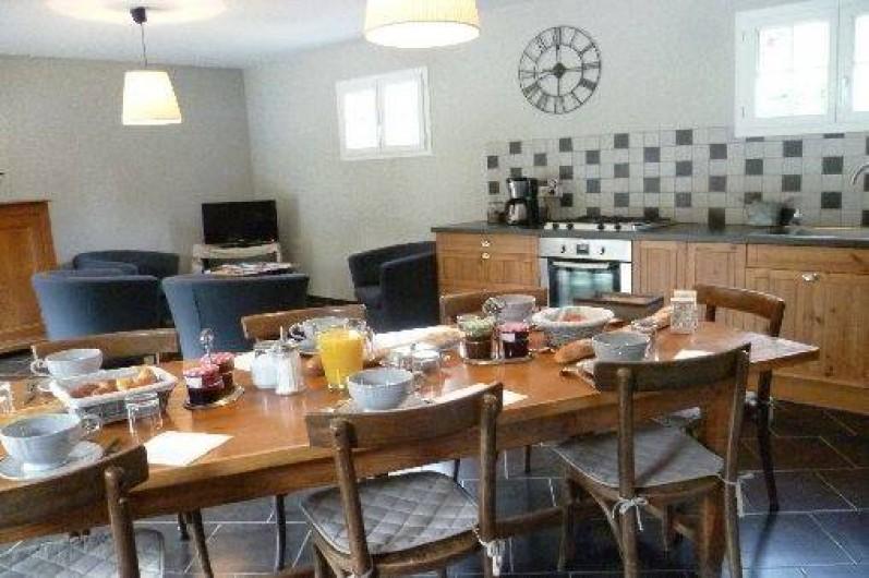 Location de vacances - Chambre d'hôtes à Ingouville