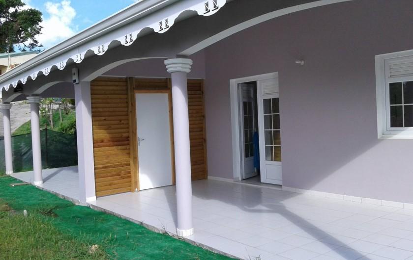 Location de vacances - Villa à Sainte-Anne - villa