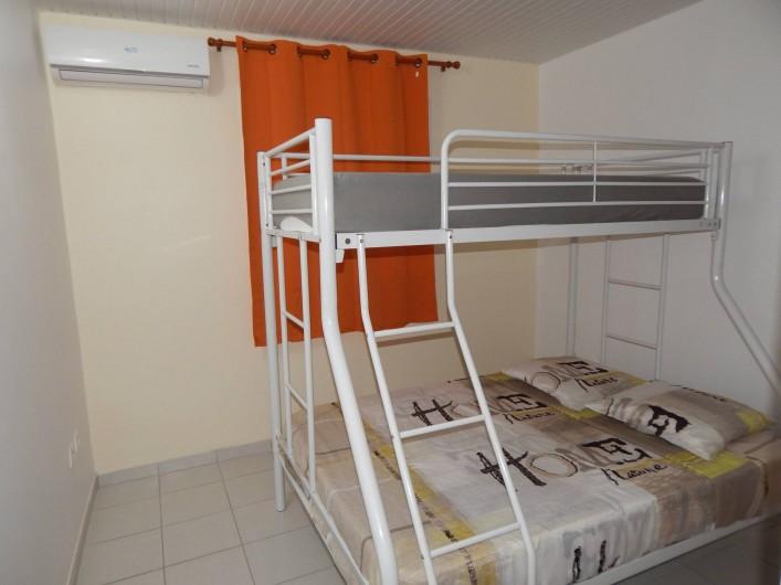Location de vacances - Villa à Sainte-Anne - chambre 2