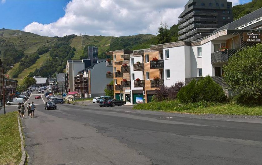 Location de vacances - Appartement à Super Besse