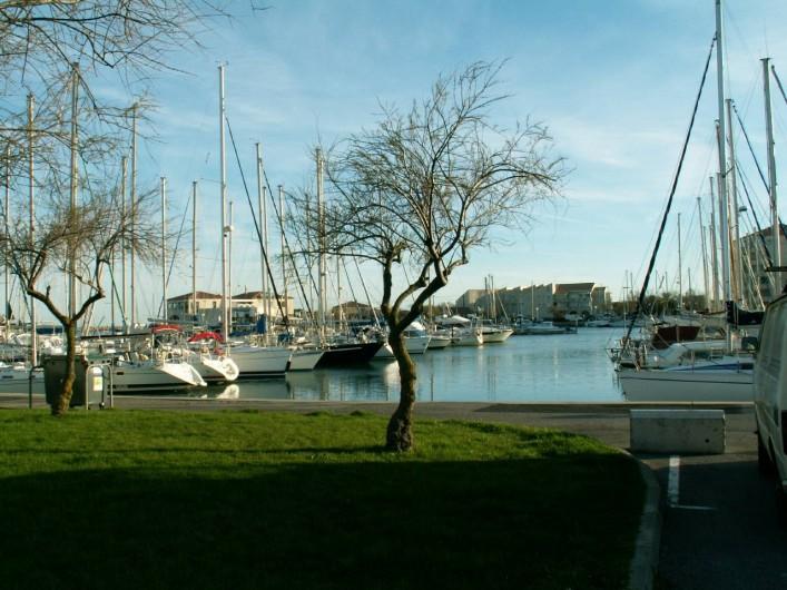 Location de vacances - Appartement à Frontignan - PORT