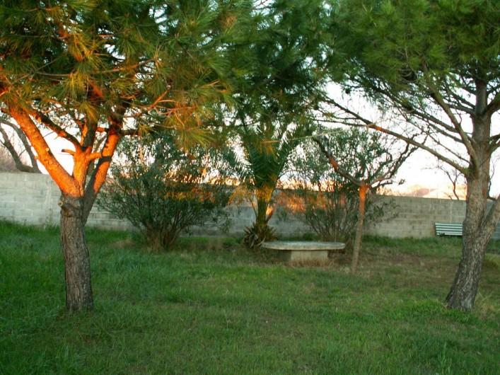 Location de vacances - Appartement à Frontignan - BB CUL DANS TERRAIN