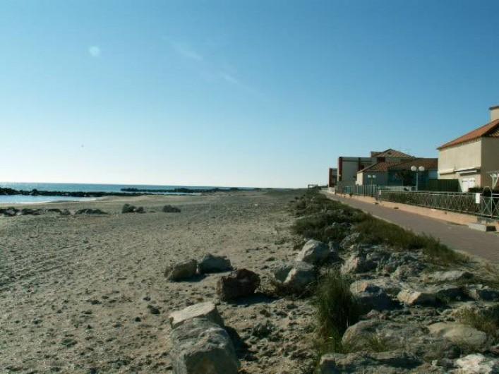 Location de vacances - Appartement à Frontignan - SABLE FIN