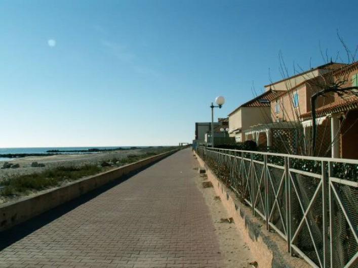 Location de vacances - Appartement à Frontignan - PROMENADE PIETON