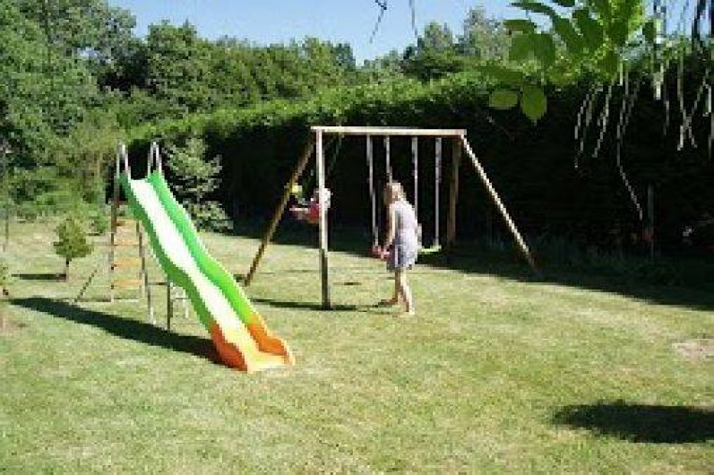 Location de vacances - Chambre d'hôtes à Hattencourt
