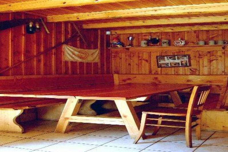 Location de vacances - Chalet à Aubure