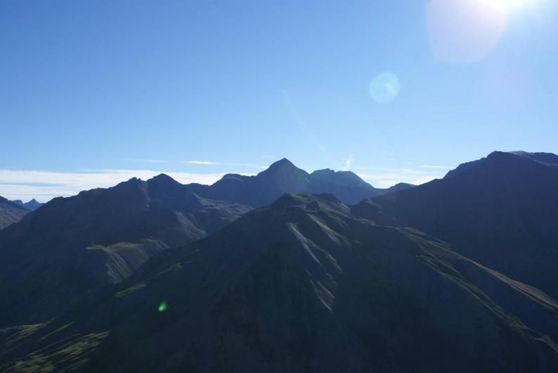 Location de vacances - Chalet à Saint-Paul-sur-Ubaye - montagne