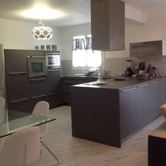 Location de vacances - Appartement à Valras-Plage