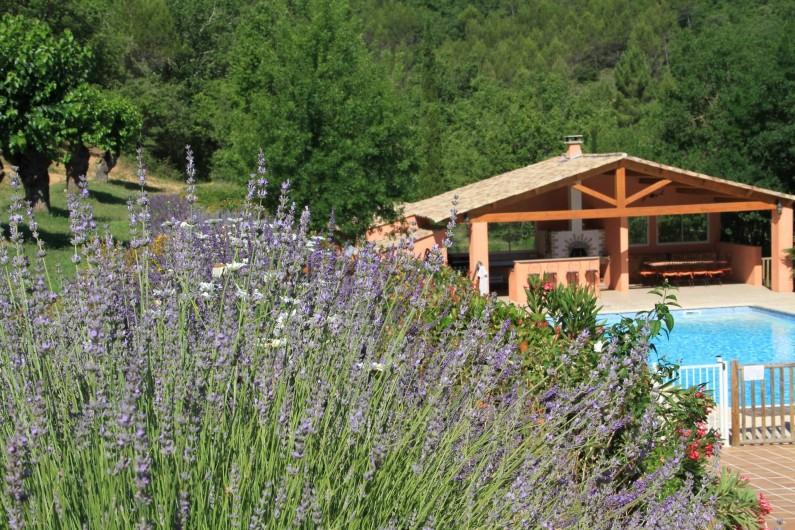 Location de vacances - Gîte à Chateauvert