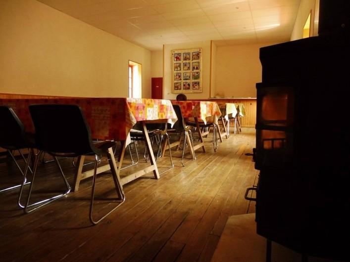Location de vacances - Gîte à Vernoux-en-Vivarais - La deuxième salle de vie
