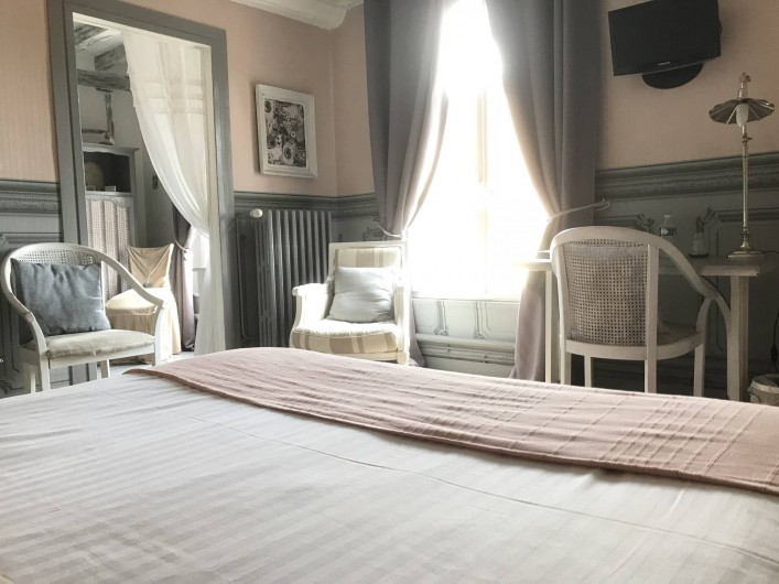 Location de vacances - Chambre d'hôtes à Les Andelys - Suite Jehanne