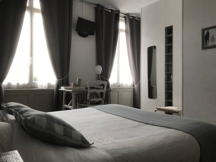 Location de vacances - Chambre d'hôtes à Les Andelys - Chambre Isabeau