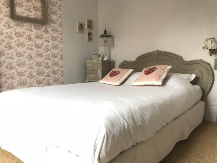 Location de vacances - Chambre d'hôtes à Les Andelys - Chambre Mathilde