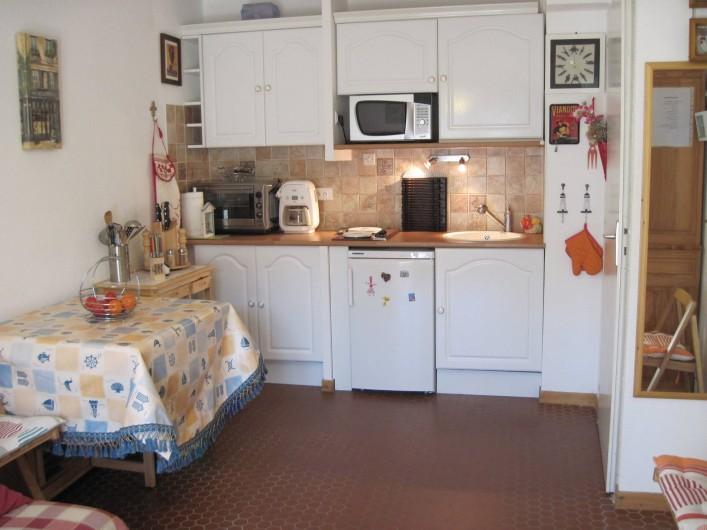 Location de vacances - Appartement à Pentrez - Le coin repas