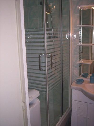 Location de vacances - Appartement à Pentrez - Salle de douche