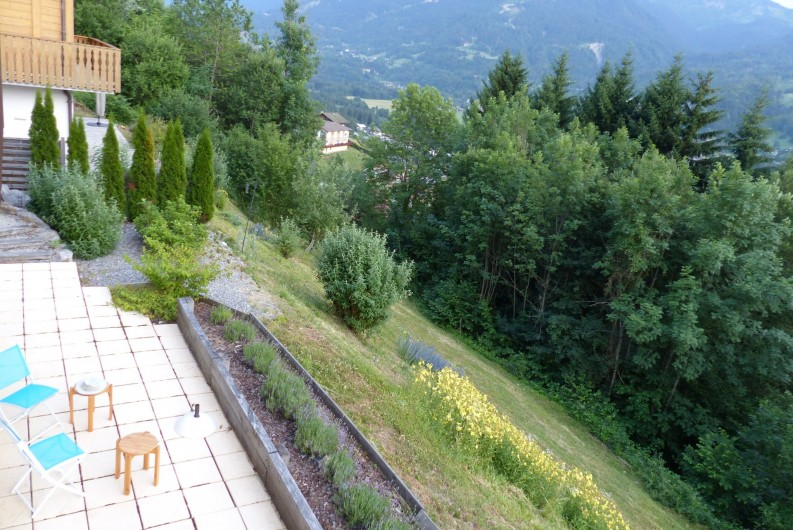 Location de vacances - Chalet à Verchaix - View from the terrace