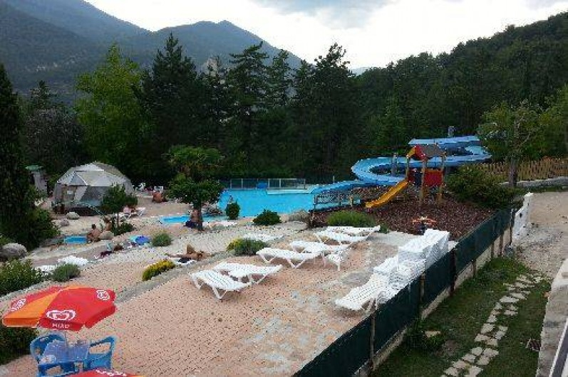 Location de vacances - Camping à Puget-Théniers