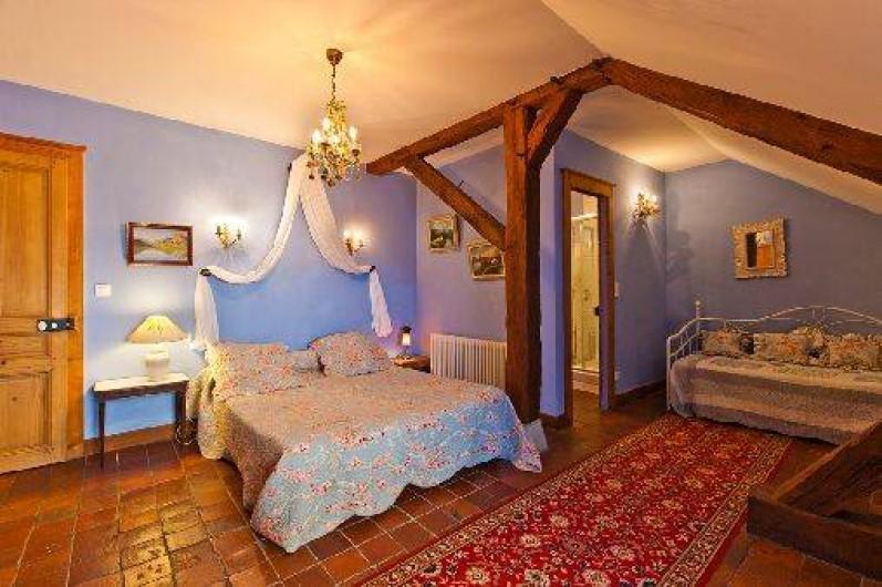 Location de vacances - Chambre d'hôtes à Château-Chalon