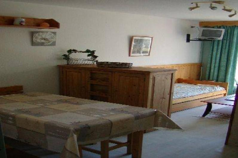 Location de vacances - Studio à Le Corbier