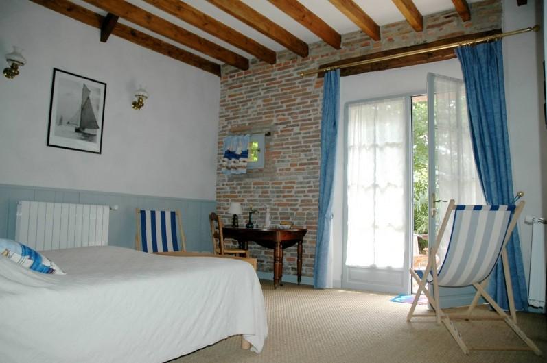 Location de vacances - Chambre d'hôtes à Saint-Thomas - Chambre Arcachon