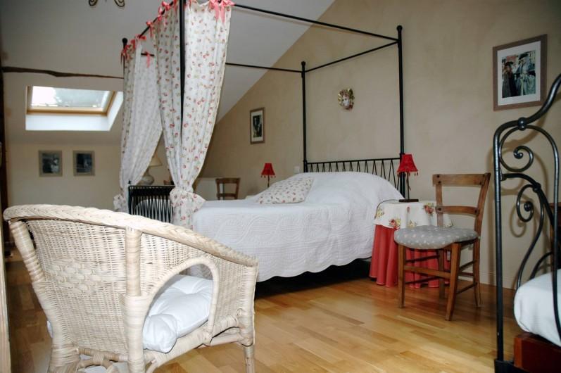 Location de vacances - Chambre d'hôtes à Saint-Thomas - Chambre Venise