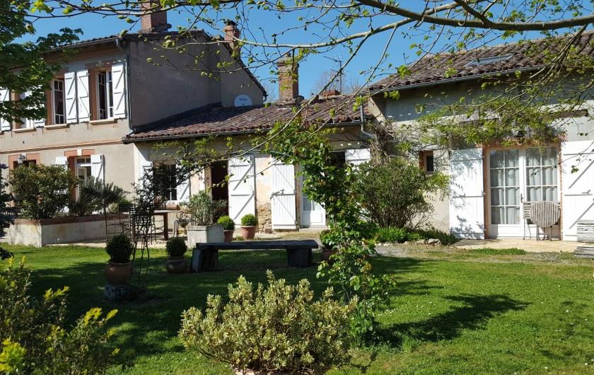 Location de vacances - Chambre d'hôtes à Saint-Thomas - La maison