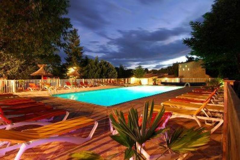 Location de vacances - Camping à Ruoms