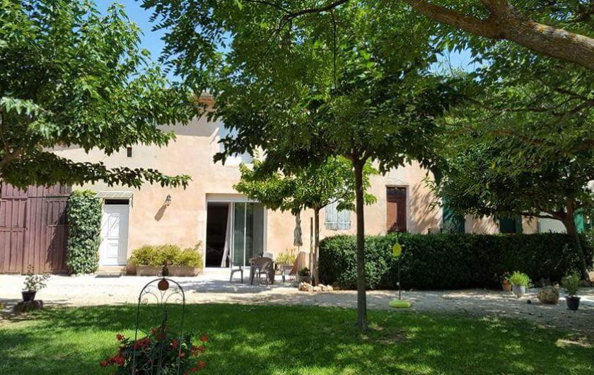 Location de vacances - Gîte à Gémenos - T2 au 1er Etage, Studio au rez de chaussée