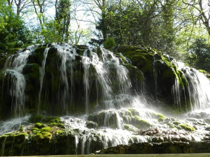 Location de vacances - Gîte à Gémenos - La vallée de Saint Pons à Gémenos