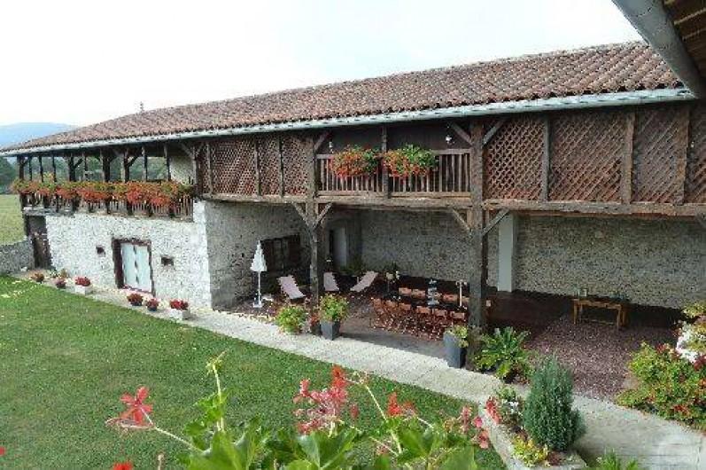 Location de vacances - Gîte à Montréjeau