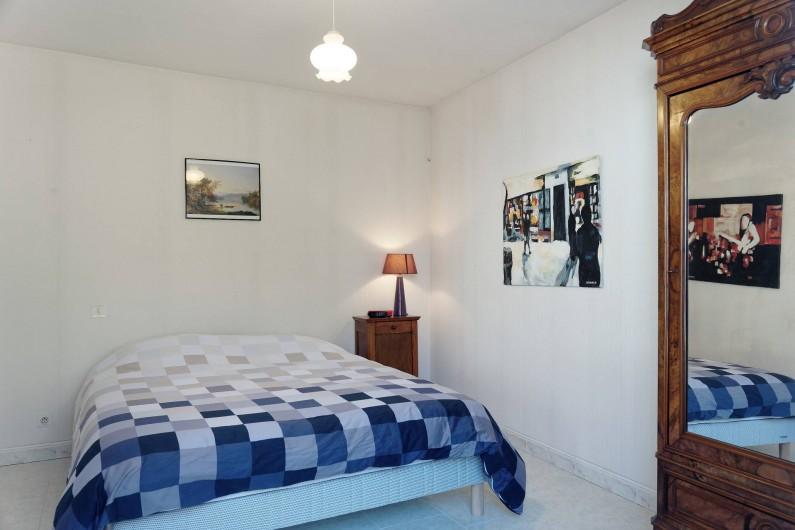 Location de vacances - Appartement à Saint-Dyé-sur-Loire - Chambre parentale