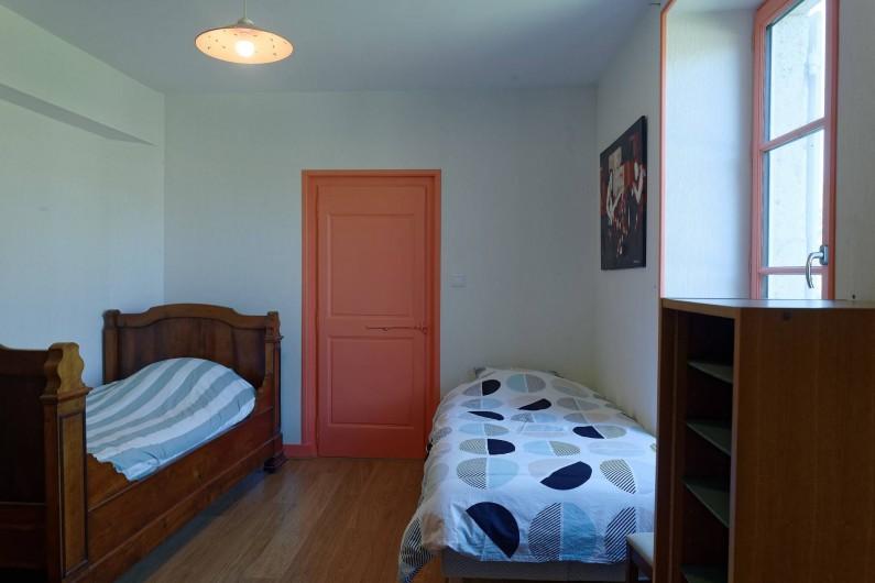 Location de vacances - Appartement à Saint-Dyé-sur-Loire - Chambre des enfants