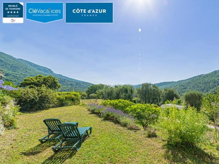 Location de vacances - Gîte à Le Bar-sur-Loup - ENJOY LE CALME