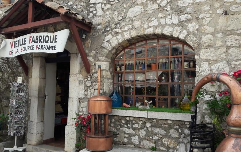 Location de vacances - Gîte à Le Bar-sur-Loup - #GOURDON classé plus beau village de France a 15mn de notre gite