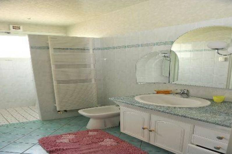 Location de vacances - Villa à Eymet - La Salle D'eau