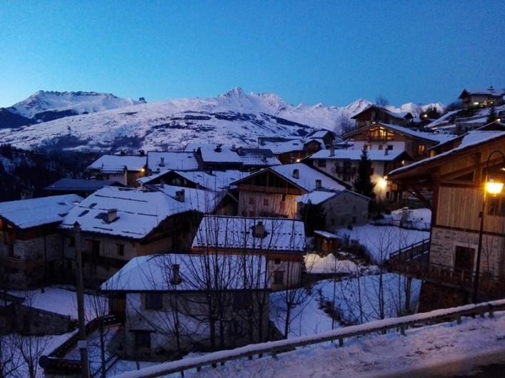 Location de vacances - Appartement à Peisey-Nancroix - Le Villaret