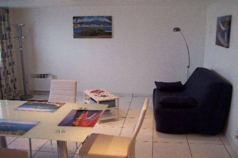 Location de vacances - Appartement à Saint-Jean-de-Luz - Séjour