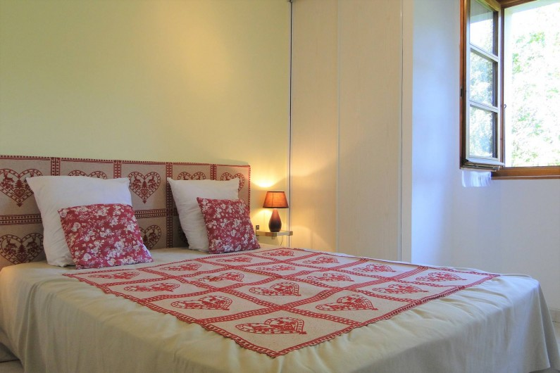 Location de vacances - Gîte à Foncine-le-Haut - Chambre n°2